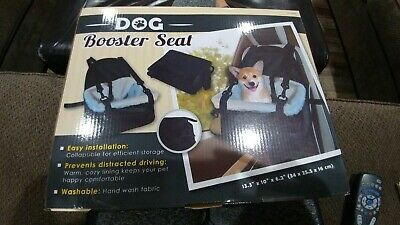 Dog Booster Seat Dog Car Seat For Small Dogs Pet Car Seat