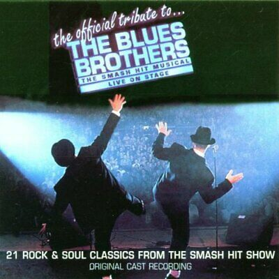 Soundtrack - A Tribute to The Blues Brothers: Live On St... - Soundtrack CD WXVG