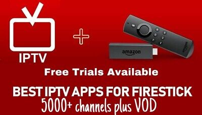 Upgrade Your firestick - Premium Package  - Free Trial