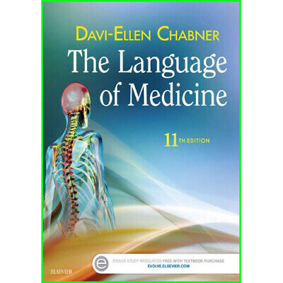 The Language of Medicine by Davi-Ellen Chabner 11 Edition [P.D.F]