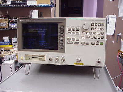 Hp 4352A Vco/Pll Signal Analyzer 10Mhz - 3Ghz