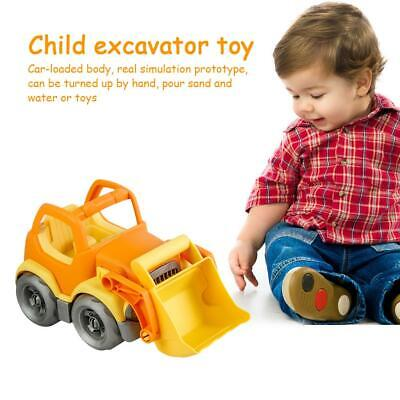 2-6 Year Old Baby Toddlers Girl Boys Friction Powered Truck Push Go Trucks  Toy