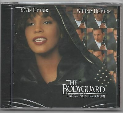 Whitney Houston The Bodyguard Original Motion Picture Soundtrack 1992 CD