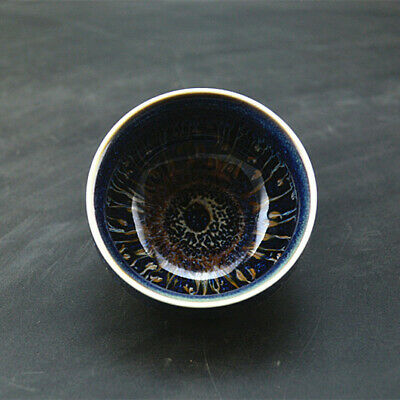 Chinese Song Dynasty porcelain Jian Zhan cup Home decoration
