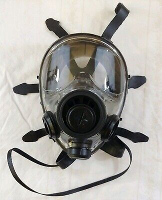 Mestel SGE 400 Military Grade Tactical Full Face Gas Mask 400/3