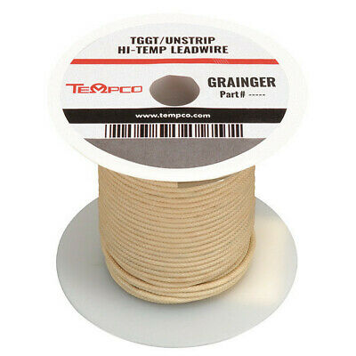 TEMPCO LDWR-1021 Wire,High Temperature