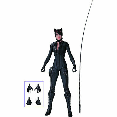 "Batman: Arkham Knight - Catwoman 17cm(7"") Action Figure"