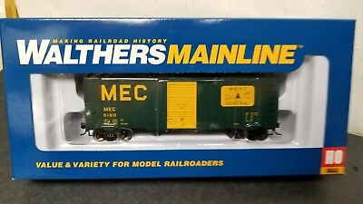 Walthers HO Scale 40/' AAR Modified Boxcar Detroit /& Mackinac//D/&M #2958