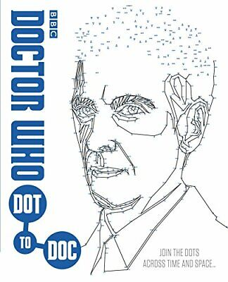 Doctor Who: Dot-to-Doc by BBC Book The Fast Free Shipping