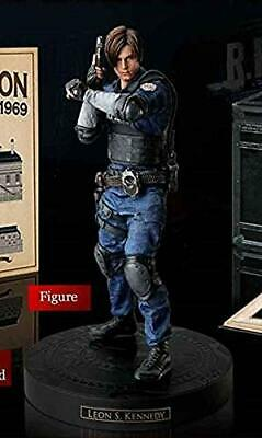 Resident Evil 2 Biohazard RE:2 Leon S. Kennedy Figure Statue Collector's Edition