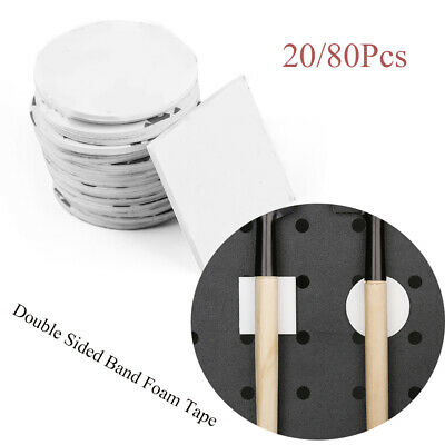 Props Strong Sticky  Double Sided band Self-adhesive Pad Foam Tape Fixing Tool