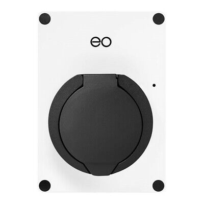 EO EM002-PRO-DCL-WH eoMINI-PRO 7.2kW/32A 1PH Smart Single Socket White DCL