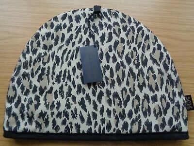 House Of Hackney Wild Card Tea Cosy In Butterscotch Rrp £20.00