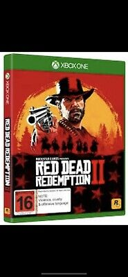 Red Dead Redemption Ii 2 Xbox One Games I Digital No Key No Cd Leggi Descrizione