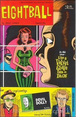 Eightball #1 (3rd) VF; Fantagraphics | save on shipping - details inside