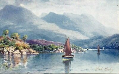 Caledonian Canal See This Scotland Railway Vintage Travel LMS Poster Picture