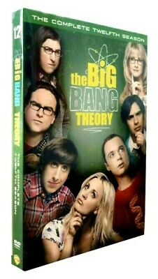 The Big Bang Theory: Season 12 [DVD] The Final Season New & Sealed UK Compatible