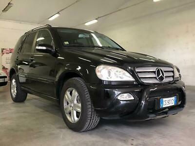 Mercedes classe m ml 270 cdi se leather -special edition