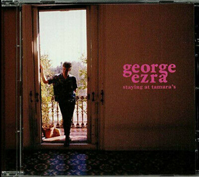 George Ezra. Staying at Tamara's CD. Free delivery.