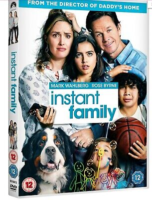Instant Family [DVD] new in stock free postage