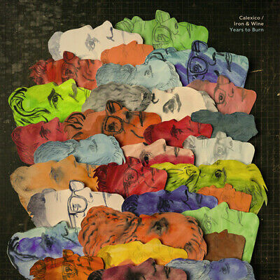 Calexico / Iron & Wine - Years To Burn (CD)