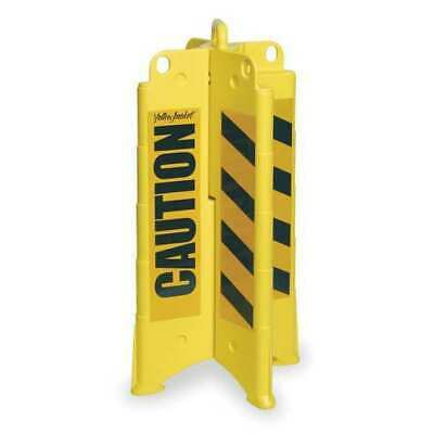 EAGLE 1820CAUTION Collapsible Channelizer,42-1/2 In. H