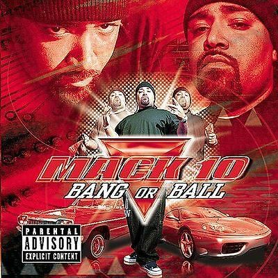 Mack 10 : Bang Or Ball CD