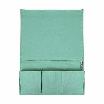 South Shore Storit Turquoise Canvas Bedside Storage Caddy New