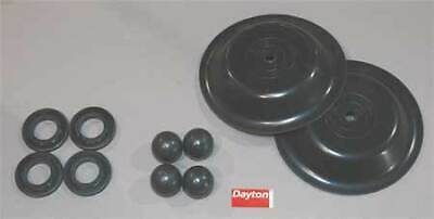 DAYTON 6PY68 Pump Repair Kit,Fluid