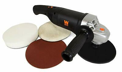 WEN 94810 10-Amp 7-Inch Variable Speed Polisher and Power Sander
