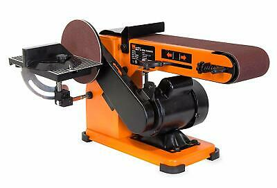 WEN 6500T 4 x 36-Inch Belt and 6-Inch Disc Sander with Steel Base
