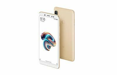 Xiaomi Redmi Note 5 64GB Gold Smartphone Global Version inkl. Rechnung mit MwSt