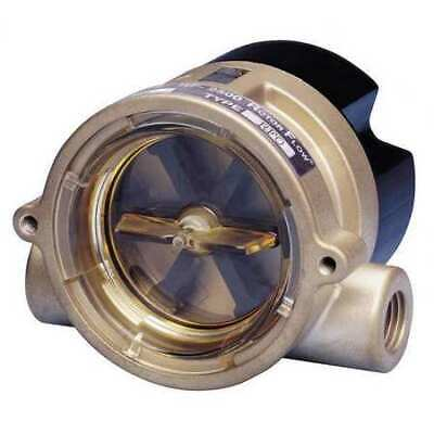 GEMS SENSORS RFO, 194762 Flow Rate Monitor,Rotor,60 GPM Max