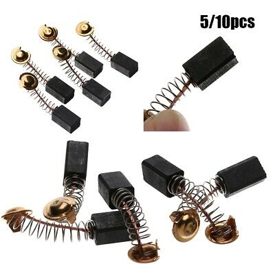 Drill Electric Grinder Replacement Motors Spare Parts Generic Carbon Brushes
