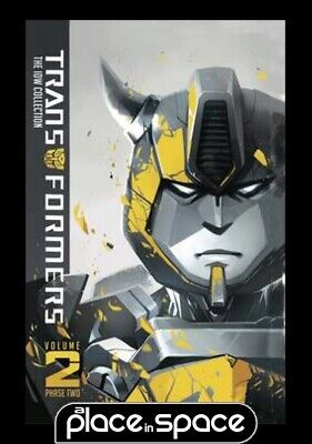 Transformers Idw Coll Phase 2 Vol 02 - Hardcover
