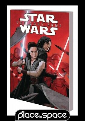 Star Wars Last Jedi Adaptation - Softcover