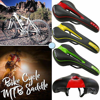 Bicycle Cycle Bike MTB Saddle Road Mountain Sports Soft Cushion Gel Pad Seat NEW