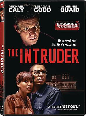 THE INTRUDER (2019): Drama, Horror, Mystery, Dennis Quaid - NEW Rg1 DVD