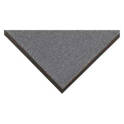 CONDOR 6PWH7 Carpeted Entrance Mat,Blue,4ft. x 8ft.