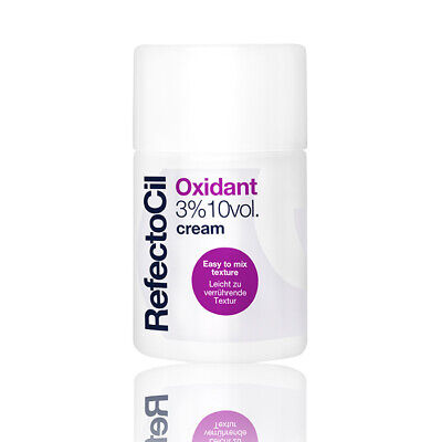 (5,50 € / 100ml) RefectoCil Creme Entwickler Oxidant 3 % 100 ml