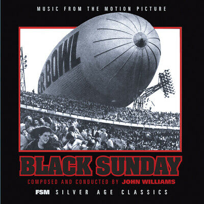 Black Sunday 1977 Soundtrack CD John Williams 19CDB179