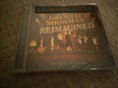 THE GREATEST SHOWMAN REIMAGINED New CD