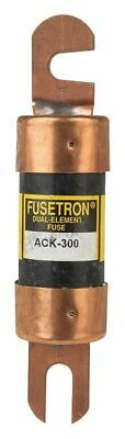 EATON BUSSMANN ACK-300 300A Time Delay Bolt-On Paper Fuse 48VDC