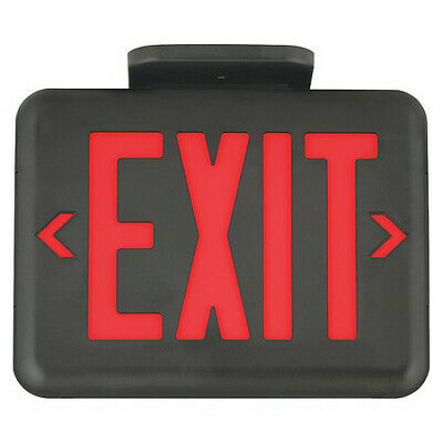 HUBBELL LIGHTING - DUAL-LITE EVEURB HUBBELL LIGHTING DUALLITE Exit Sign