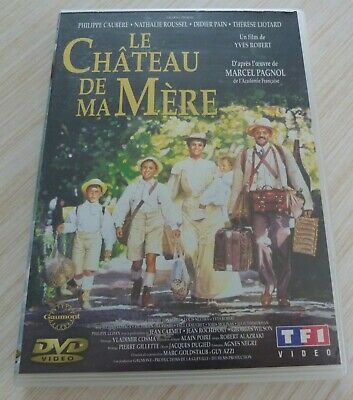 Dvd Pal Film Le Chateau De Ma Mere Marcel Pagnol Zone 2 Tf1 Video