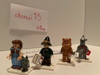 NEW SEALED LEGO Movie 2 Minifigure Series The Wizard Of Oz