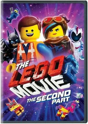 Lego Movie 2: The Second Part (REGION 1 DVD New)