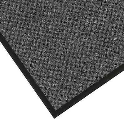 NOTRAX 145S0046CH Carpeted Entrance Mat,Gray,4ft. x 6ft.