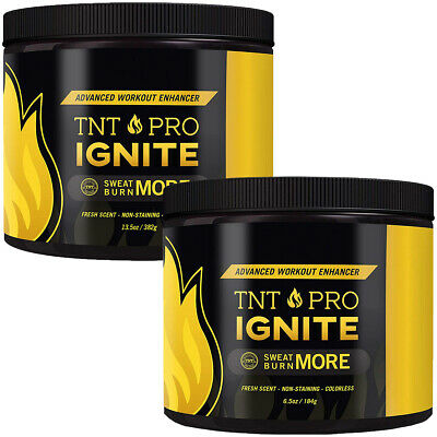 TNT Pro Series Ignite Fat Burning Sweat Cream