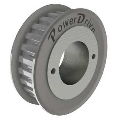 POWER DRIVE 28HH100 Gearbelt Pulley,H, 28 Grooves